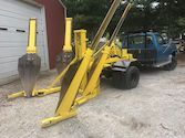 For Sale: 44 Inch Vermeer Tree Spade Truck Mount (Unit Only)